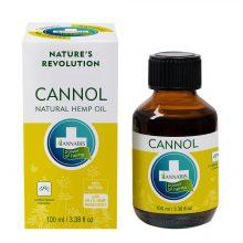 Annabis Cannol Olio di Canapa Naturale (100ml)
