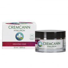 Annabis Cremcann Hyaluron Crema Viso Naturale alla Canapa (50ml)