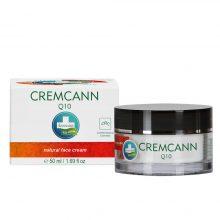 Annabis Cremcann Q10 Crema Viso Naturale alla Canapa (15ml)