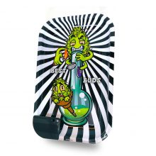Best Buds Vassoio per rollare Smoke Me Medium con Grinder Card