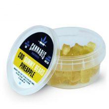 Cannabis Bakehouse Gummy Bears 4mg CBD gusto Ananas (30g)