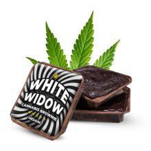 Cannabis Brownies White Widow senza THC (40pezzi/box)