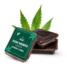 Cannabis Bakehouse Brownies Vegani alla Cannabis senza THC (40pezzi/box)