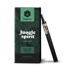 Happease Classic - Starter Kit Vaporizzatore Jungle Spirit 50% CBD