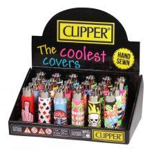 Clipper Accendini Mix-Go 1 Cover in silicone (24pezzi/display)