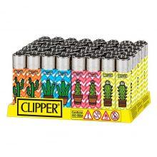 Clipper Accendini Cactus III (48pezzi/display)