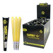 Jumbo Coni King Size Nero 3 Coni per Confezione (24pezzi/display)
