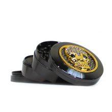 Grinder in Metallo Diamantato design misti 63mm - 4 parti (6pezzi/display)