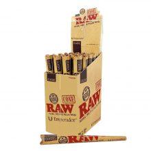 RAW Emperador Coni non raffinati (24pezzi/display)