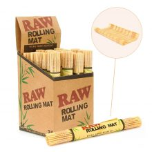 RAW Tappetino per rollare in bambu (24pezzi/display)