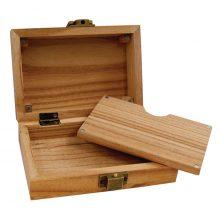RAW Scatola di legno per Conserve di Cannabis e accessori