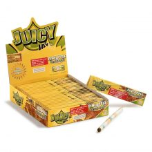 Juicy Jay Pineapple Cartine King Size Slim gusto Ananas (24pezzi/display)