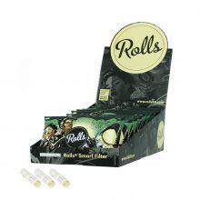 Rolls Smart Filters 6mm Earth 60 pezzi per confezione (10pezzi/display)