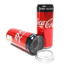 Smartstash Lattina con Nascondiglio Interno Cola Zero
