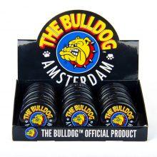 The Bulldog Grinder Nero in Plastica 3 parti - 60 mm (12pezzi/display)