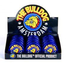 The Bulldog Grinder Blu in Plastica 3 parti - 60 mm (12pezzi/display)