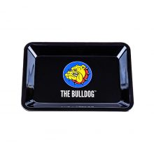 The Bulldog Original Vassoio Per Rollare in Metallo Piccolo