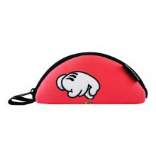wPocket Vassoio portatile per rollare Pink Mickey