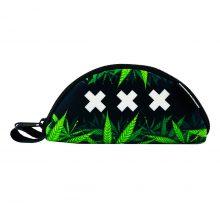 wPocket Vassoio portatile per rollare Best Buds Weed Leaves