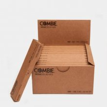 Combie Cartine Unbleached King Size Slim con Filtri (24pezzi/display)