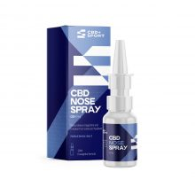 CBD Sport Nose Spray Eucalyptus 50mg CBD (95ml)