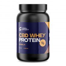 CBD Sport Whey Protein Vanilla 255mg CBD (500g)