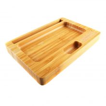 Buddies Tool Set 3-in-1 Bamboo Rolling Tray