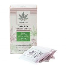 Cannaline CBD Hemp Tea Immunity THC Free 30g (10packs/lot)