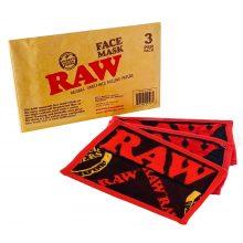 RAW Mascherine in Canapa (3pz/confezione)