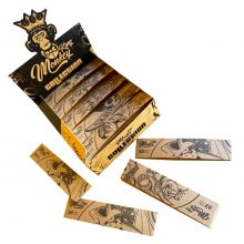 Monkey King Green Double Tips Unbleached (40pcs/display)