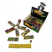 Monkey King Filter Tips Green (50pcs/display)