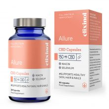Elixinol Allure CBD Capsule 150mg (30 capsule)
