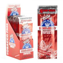 Hemparillo Blunts in Canapa Sweets x4 Blunts (15pacchetti/display)