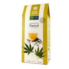 Plant of Life 2.5%-3% CBD + CBG Te Infuso alla Canapa