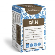 Green Life Te Calm Organico alla Canapa (25bustine/box)