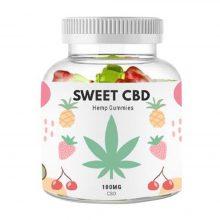 Sweet CBD Orsetti Gommosi 100mg CBD Frutti Misti (60g)