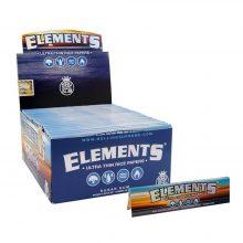Elements Cartine King Size Slim (50pezzi/display)