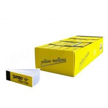 Jumbo Mellow Yellow Filtri Bianchi (100pezzi/display)