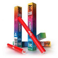 Kush CBD Vape Zkittles 40% CBD Penna usa e getta (20pezzi/display)