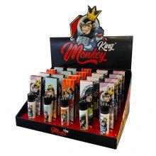 Monkey King Set Clipper con Cartine e Filtri (20pezzi/display)
