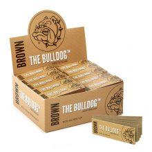The Bulldog Brown Filtri Marroni (50pezzi/display)
