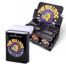 The Bulldog Box Contenitore in Metallo (12pezzi/display)