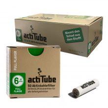 ActiTube Gold Extra Slim Filtri 6mm (10pezzi/display)