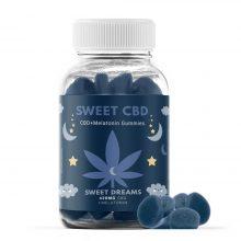 Sweet CBD Good Night Caramelle Gommose con Melatonina + CBD 420mg