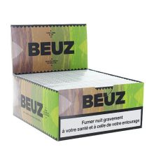 Beuz Cartine King Size Slim Marroni (50pezzi/display)