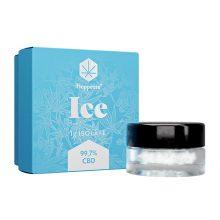 Happease Estratto di CBD Ice Terpenes Isolate 99.7% CBD (1g)